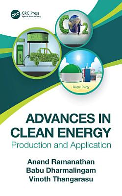 Advances in Clean Energy
