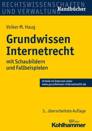 Grundwissen Internetrecht PDF