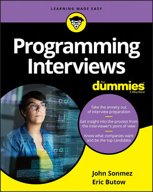 Programming Interviews For Dummies