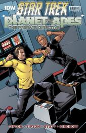 Star Trek/Planet of the Apes #3