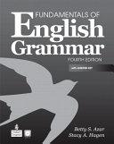 Fundamentals of English Grammar  Student Book W Audio and Answer Key and Workbook PDF