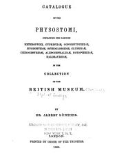 Catalogue of the Fishes in the British Museum: Volumes 7-8