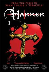 From the Pages of Bram Stoker's Dracula: Harker #1