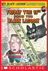Black Lagoon Adventures #25: Friday the 13th from the Black Lagoon
