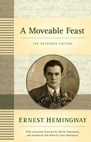 A Moveable Feast  The Restored Edition PDF