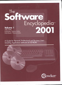 The Software Encyclopedia 2001  Title index  Publisher PDF