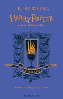 Harry Potter and the Goblet of Fire   Ravenclaw Edition Book