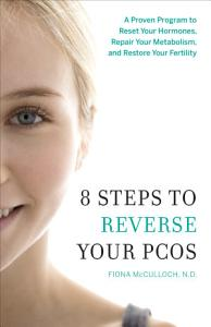 8 Steps to Reverse Your PCOS Book