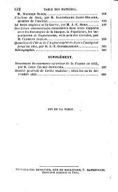 Annuaire de l'économie politique et de la statistique: Volume13