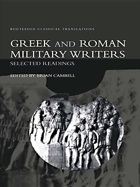 Greek And Roman Military Writers