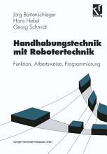 Handhabungstechnik mit Robotertechnik PDF