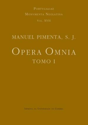 Opera Omnia. Tomo I