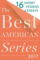 The Best American Series 2017 PDF
