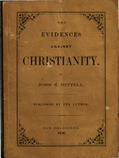The Evidences Against Christianity