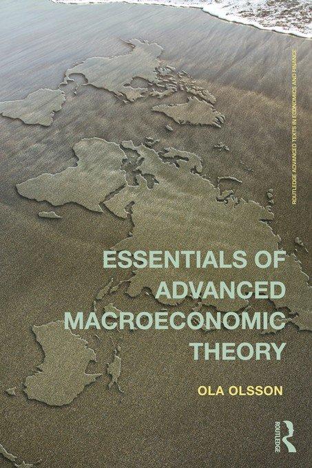 Essentials of Advanced Macroeconomic Theory
