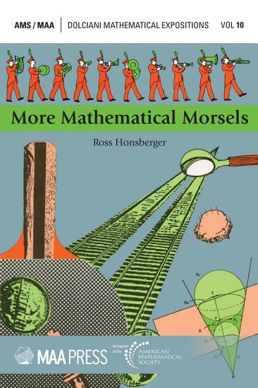 More Mathematical Morsels PDF