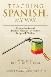Teaching Spanish My Way Book PDF