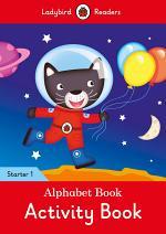 Alphabet Book Activity Book - Ladybird Readers Starter Level 1