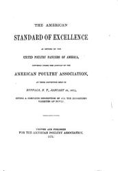 The American Standard Of Perfection Book PDF