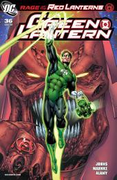 Green Lantern (2005-) #36