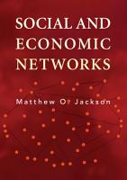 Social and Economic Networks PDF