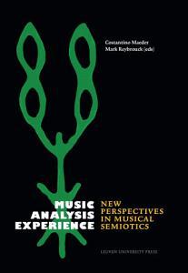 Music, Analysis, Experience