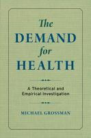 The Demand for Health PDF