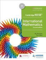Cambridge IGCSE International Mathematics 2nd edition