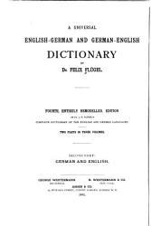 German and English PDF