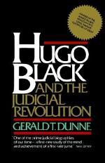 Hugo Black and the Judicial Revolution