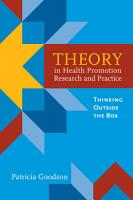 Theory in Health Promotion Research and Practice PDF