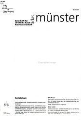 Das M  nster PDF