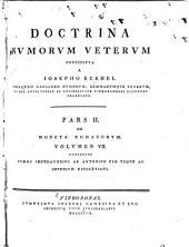 Doctrina numorum veterum: Part 2, Volume 7