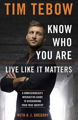Know Who You Are  Live Like It Matters