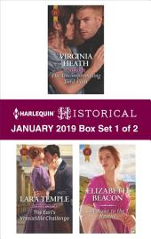 Harlequin Historical January 2019 - Box Set 1 of 2: An Anthology