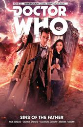 Doctor Who: The Tenth Doctor - Volume 6: The Sins of the Father Complete Collection, Volume 6