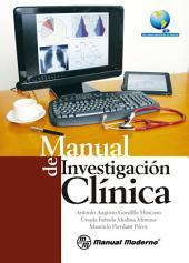 Manual de investigación clínica
