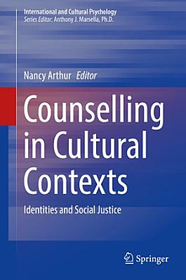 Counselling in Cultural Contexts