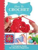 How to Crochet PDF