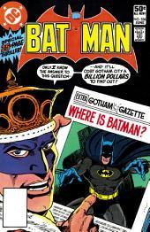 Batman (1940-) #336