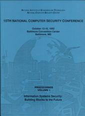 National Computer Security Conference Proceedings, 1992: Information Systems Security