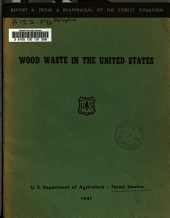 Wood Waste in the United States