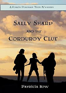 Sally Sharp and the Corduroy Clue Book