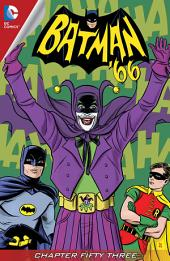 Batman '66 (2013-) #53