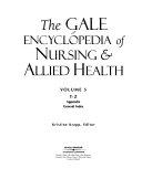 The Gale Encyclopedia of Nursing   Allied Health  T Z  appendix  general index PDF