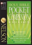 Companion Pocket Bible NKJV PDF