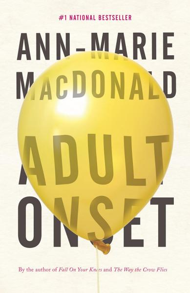 Download Adult Onset Book