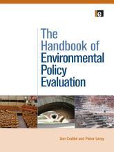 The Handbook of Environmental Policy Evaluation PDF