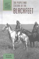 The People and Culture of the Blackfeet PDF