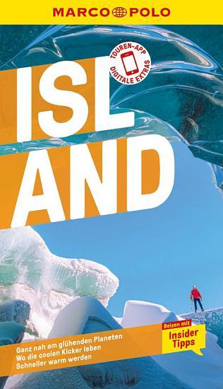 MARCO POLO Reisef  hrer Island PDF